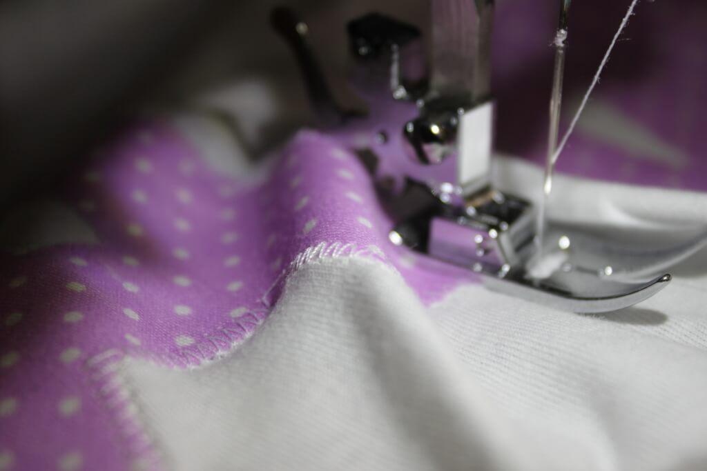 Close Up of Machine Working