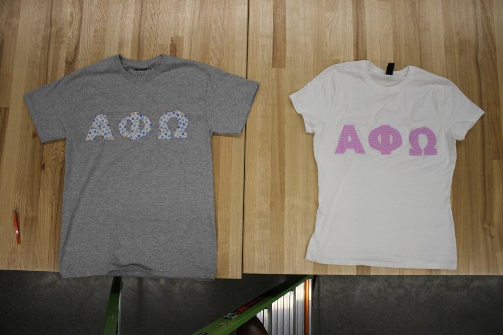 Both Full Shirts